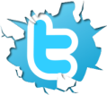 Cracked-Twitter-Logo